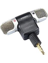 GDD2018 Micrófono externo inalámbrico profesional para DJI OSMO cámara de mano Cardán Accesorios