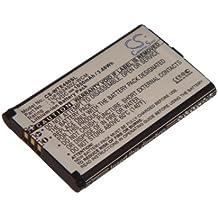 Batería LI-ION 1050mAh 3.7V para WACOM Pen & Touch Bamboo CTH-470K-DE etc. sustituye 1UF553450Z-WCM, ACK-40403, B056P036-1004, F1134J-711, SLA-A328