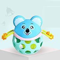 Preisvergleich für Baby-lustiges Spielzeug Kinder pädagogische Bär Hand bunte sensorische Ball Kinder Funnny Ball Spielzeug Geschenk