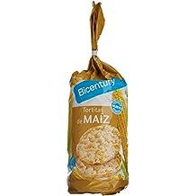 Bicentury Tortitas De Maíz con Sal - 130 g