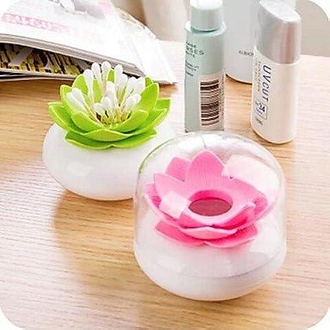 JSGN-Lotus forma plastica Tamponi titolari (colori