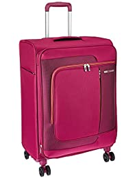 a8bf5b0151 Samsonite Zenet Polyester 81 cms Pomegranate/Coral/P Softsided Check-in  Luggage (