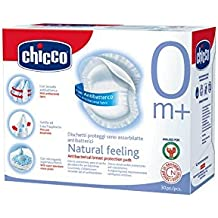 Chicco - Discos Absorbentes Chicco 60 uds