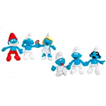 Play by Play - Pitufos de peluche, 20 cm, surtido 6 modelos (760007614)