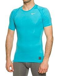 Nike Herren Cool Compression Kurzarm T-Shirt