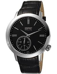 Esprit Herren-Armbanduhr Analog Leder EL101021F01