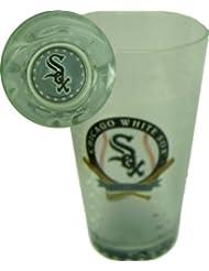 Chicago White Sox 17 Oz. Glass