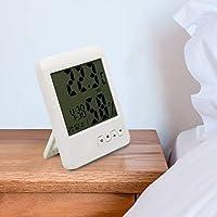 Thermomerter Gooo MC505 portátil Cubierta termómetro higrómetro, Gama Alta