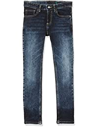 United Colors of Benetton Boy's Slim Fit Jeans