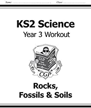 KS2 Science Year Three Workout: Rocks, Fossils & S