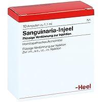 Sanguinaria Injeel Ampullen 10 stk preisvergleich bei billige-tabletten.eu