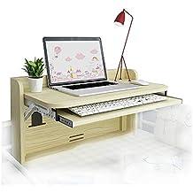 DS mesa plegable Mesa Plegable - Cama de la residencia universitaria Mesa Plegable de la computadora