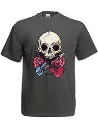 lepni.me Shirt pour Hommes Rock and Roll - Groupe de Rock Vintage e3dada60bd9