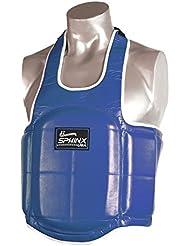 SPHINX - Gilet de protection Boxe / Kick-Thai double face - Bleu - Unisex