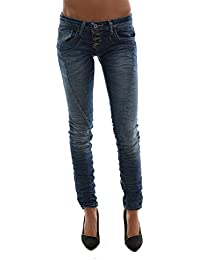 jeans please p68c bleu