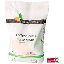 Nature Works Glass Filter Media Vidrio filtrante para Piscinas Etapa 1 - Saco 10Kg