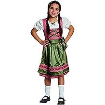 d29e50d22f6d53 Mottoland Kinder Kostüm Dirndl Clara Oktoberfest Karneval Fasching