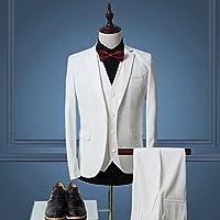 Blazer Classique Costume Xl Costume Slim 3 Pièce Business Décontracté