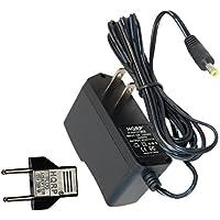 HQRP Adaptador de CA para Omron M6 Comfort IT, HEM-7322U-E,
