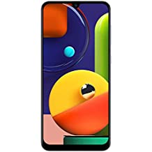 Samsung Galaxy A50s (Prism Crush White, 4GB RAM, 128GB Storage) with No Cost EMI/Additional Exchange Offers