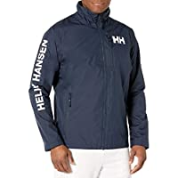 Helly Hansen Active Midlayer Jacket Hombre, 597 Navy, M