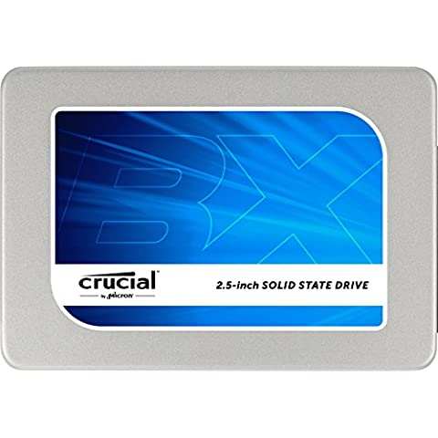 Crucial BX200 - Disco duro sólido de 240 GB (SATA III, 540 MB/s, 2.5