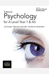 Edexcel Psychology for A Level Year 1 and AS: Student Book Paperback