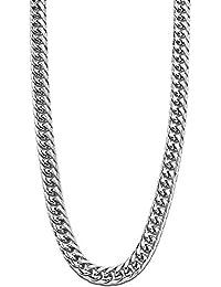 12c4a93f701c Lotus Collar Hombre gioielli Style Men de Black Trendy cód. ls1937 – 1 1