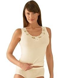Sangora Camiseta Interior Térmica sin Mangas Mujer 7960841