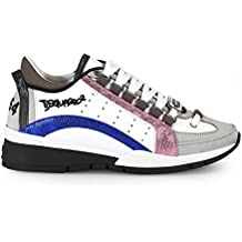 best website c8b0b 59f88 Scarpe Dsquared - Amazon.it