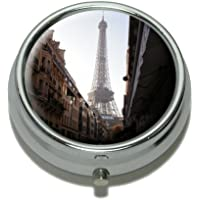 Paris Eiffelturm Aktualisiert Pillendose Sets Geschenk Schmuck preisvergleich bei billige-tabletten.eu