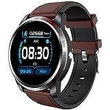 NiceFuse Smartwatch Orologio Fitness Tracker con Monitoraggio Dell'ossigeno Nel Sangue Spo2, Impermeabile Cardiofrequenzimetr