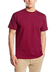 Fruit of the Loom Ss021m, T-Shirt Homme