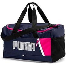 14f8c4d66 Puma Fundamentals Sports S II Bag, Unisex Adulto, Peacoat, OSFA