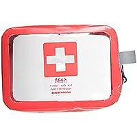 Dedeka Erste Hilfe Set Outdoor, Wasserdichte Berg-Abenteuer-Abenteuer-Erste-Hilfe-Medizin-Aufbewahrungstasche... preisvergleich bei billige-tabletten.eu