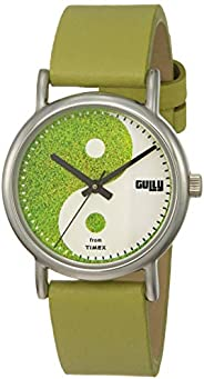 Gully by Timex Dope Analog Green Dial Women's Watch-TWGYL