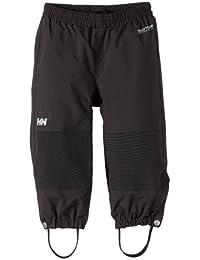 Helly Hansen K Shelter Pant Pantalones deportivos, Niños, Gris, One Size (Tamaño del fabricante:2)