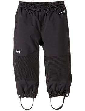 Helly Hansen K Shelter Pant Pantalones deportivos, Niños, Gris, One Size (Tamaño del fabricante:6)