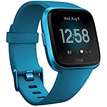 Fitbit Versa Lite Edition Smart Watch (Marina Blue)