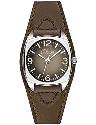 s.Oliver Damen-Armbanduhr Analog Quarz SO-2791-LQ