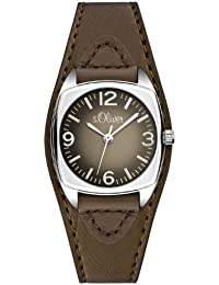 s.Oliver Damen-Armbanduhr Analog Quarz SO-2791-LQ