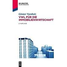 VWL für die Immobilienwirtschaft (Studientexte Real Estate Management)