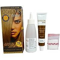 Pack risparmio di 2 x fuliggine permanente per capelli di colore biondo  chiaro 78 3fc01ee45074