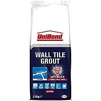 UniBond 2026578 2,5 kg, impermeabile e Anti-muffa