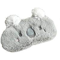 Spaufu süße Plüsch-Schlafmaske mit Cartoon-Kokala-Form zum Schlafen Erwachsener Kinder lindert Müdigkeit Leichter... preisvergleich bei billige-tabletten.eu