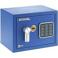 Yale yysv/170/DB1/B Caja de Seguridad a Mobile, Azul, XS