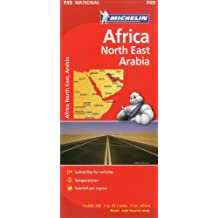 Michelin Africa/North East Arabia (Michelin Maps)