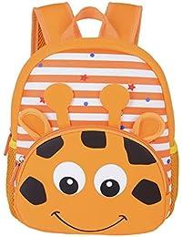Preisvergleich für Kindergartenrucksack Nette Kleine Kleinkind Kinder Rucksack Tier Cartoon Mini Kinder Tasche für Baby Mädchen Junge...