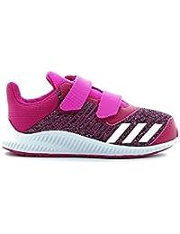 adidas FortaRun CF I - Zapatillas de deportepara niños, Rosa - (ROSIMP/FTWBLA/ROSFUE), 20