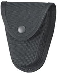 Gould & Goodrich X70 Handcuff Case Place On Belt Up To 2-1/4-Inch (Black Ballistic Nylon) by Gould & Goodrich